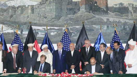 Bilateral Security Agreement: Addressing United States-Afghanistan Divergence?