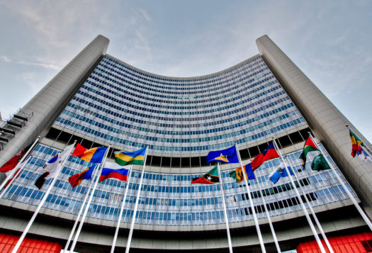 Join the Comprehensive Test Ban Treaty's International Monitoring System