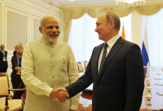 Russia-Taliban Bonhomie: An Opportunity for India?