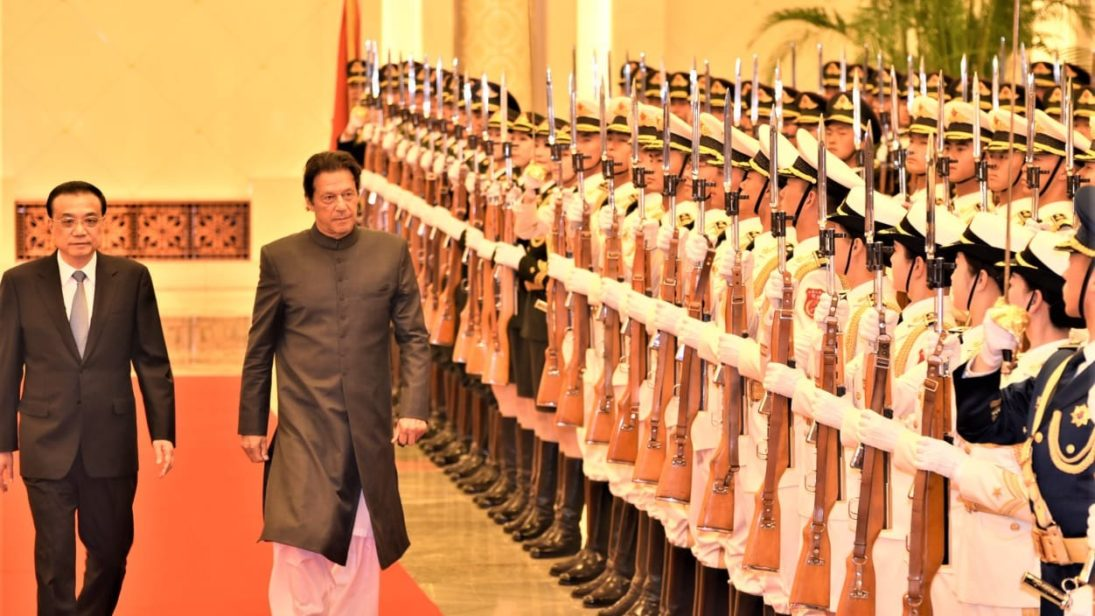 The U.S. Response to China-Pakistan Ties: A View from Islamabad by Muhammad Faisal