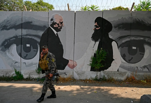Losing the Narrative War in Afghanistan